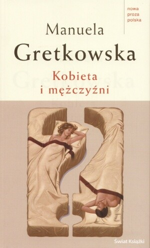 Okładka książki Kobieta i mężczyźni