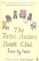 Okładka książki The Jane Austen Book Club