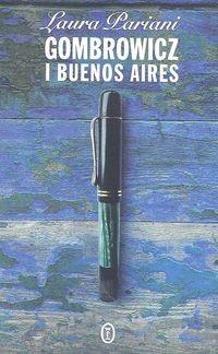 Okładka książki Gombrowicz i Buenos Aires