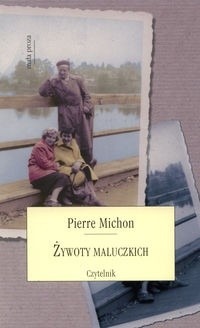 Okładka książki Żywoty maluczkich