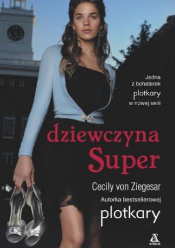Okładka książki Dziewczyna Super