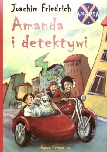 Okładka książki Amanda i detektywi