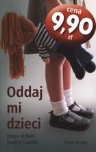 Okładka książki Oddaj mi dzieci