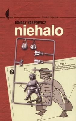 Okładka książki Niehalo
