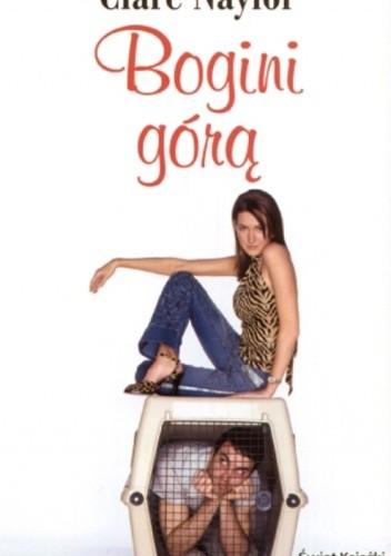 Okładka książki Bogini górą