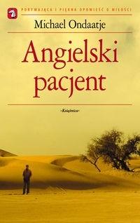 Okładka książki Angielski pacjent