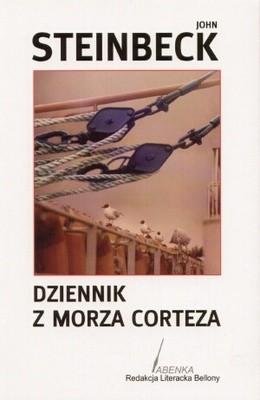 Okładka książki Dziennik z Morza Corteza