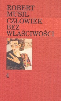 Okładka książki Człowiek bez właściwości. T.4