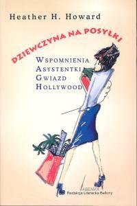 Okładka książki Dziewczyna na posyłki
