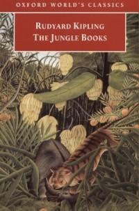 Okładka książki The Jungle Books