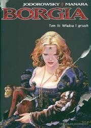 Okładka książki Borgia: Władza i grzech