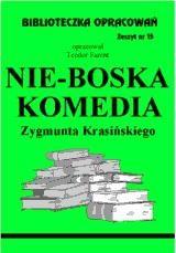 Okładka książki Nie-boska komedia - opracowanie zeszyt 15