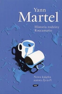 Okładka książki Historia rodziny Roccamatio