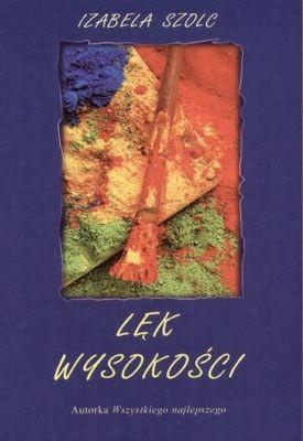 Okładka książki Lęk wysokości