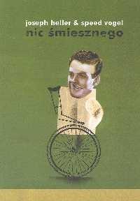 Okładka książki Nic śmiesznego