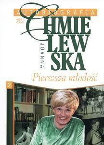 Okładka książki Autobiografia. Pierwsza młodość
