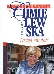 Okładka książki Autobiografia. Druga młodość