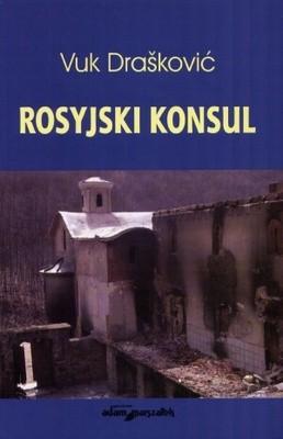 Okładka książki Rosyjski konsul