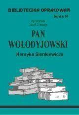 Okładka książki Pan Wołodyjowski - opracowanie zeszyt 30