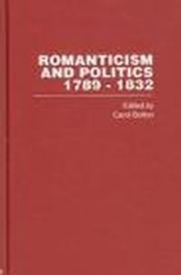 Okładka książki Romanticism &&& Politics 5 vols