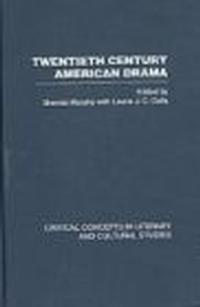 Okładka książki Twentieth-Century American Drama 4 vols