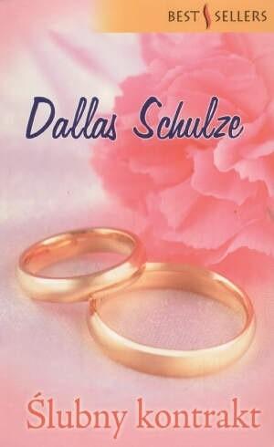 Okładka książki Ślubny kontrakt