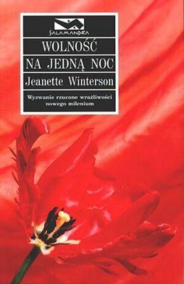 Wolność na jedną noc Winterson Jeanette