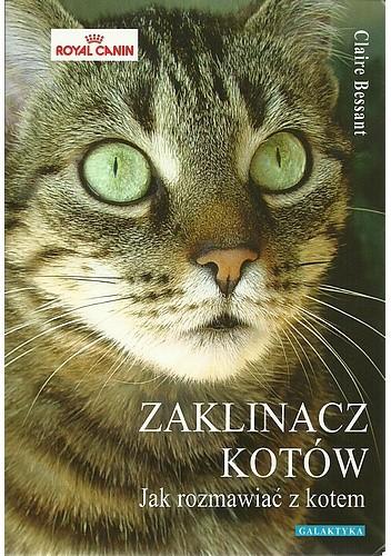 Okładka książki Zaklinacz kotów