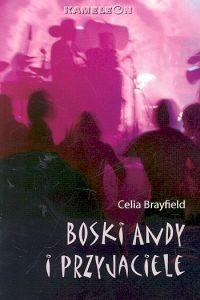 Okładka książki Boski Andy i przyjaciele