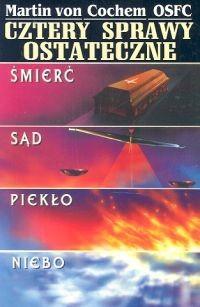 Okładka książki Cztery sprawy ostateczne
