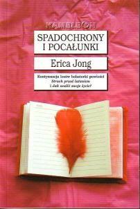 Okładka książki Spadochrony i pocałunki