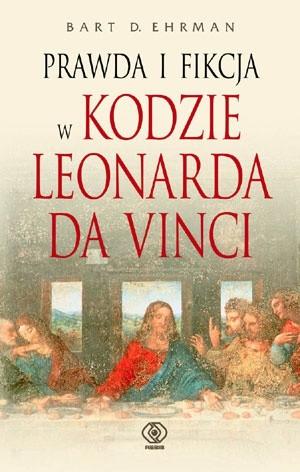 Okładka książki Prawda i fikcja w kodzie Leonarda da Vinci