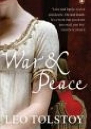 Okładka książki War and Peace