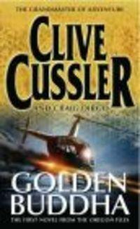 Okładka książki Golden Buddha