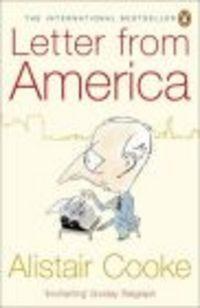 Okładka książki Letter from America