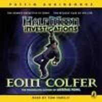 Okładka książki Half Moon Investigations (audiobook)