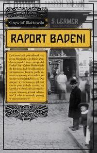 Okładka książki Raport Badeni