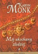 Okładka książki Mój ukochany złodziej