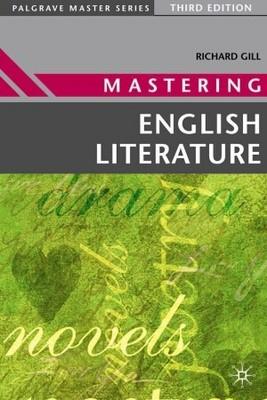 Okładka książki Mastering English Literature