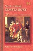 Okładka książki Zemsta róży