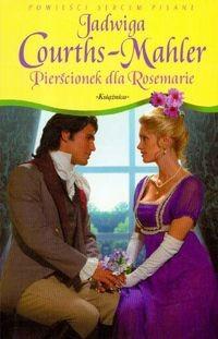 Okładka książki Pierścionek dla Rosemarie