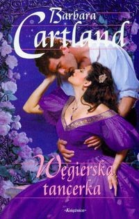 Okładka książki Węgierska tancerka