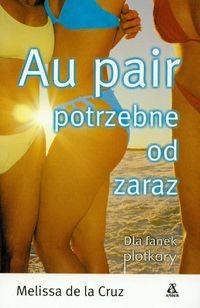 Okładka książki Au pair potrzebne od zaraz