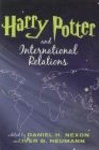 Okładka książki Harry Potter and International Relations