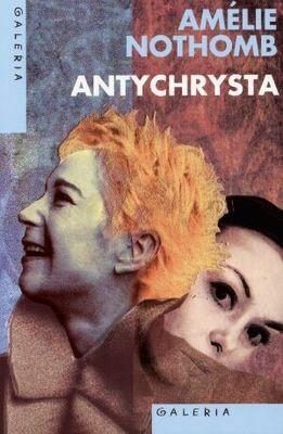 Okładka książki Antychrysta