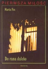 Okładka książki Do rana daleko