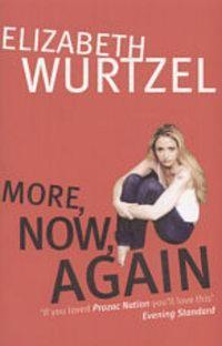 Okładka książki More, now, again