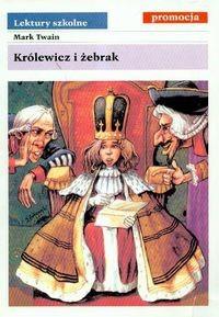 Okładka książki Królewicz i żebrak