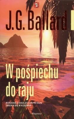 Okładka książki W pośpiechu do raju