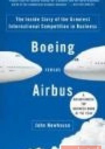 Okładka książki Boeing Versus Airbus